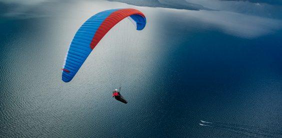 Felix Wölk Paragliding Panajachel Guatemala